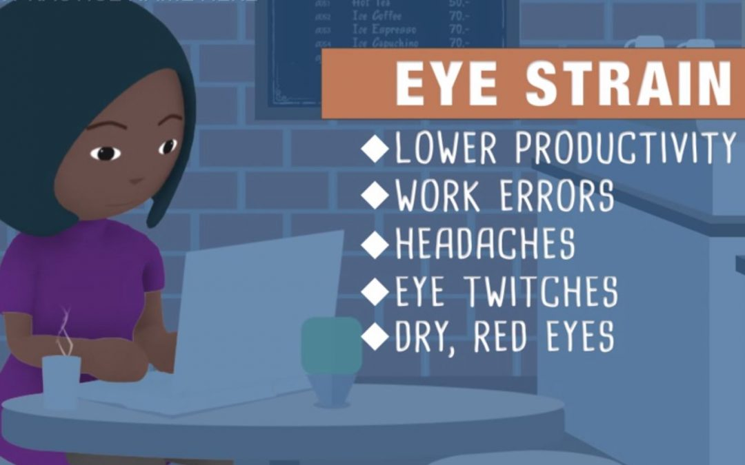 Healthy Eye Tips for Screen Users