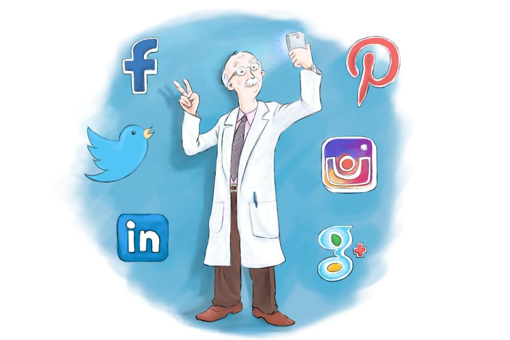 Doctors Bust Social Media Myths, Embrace the Perks