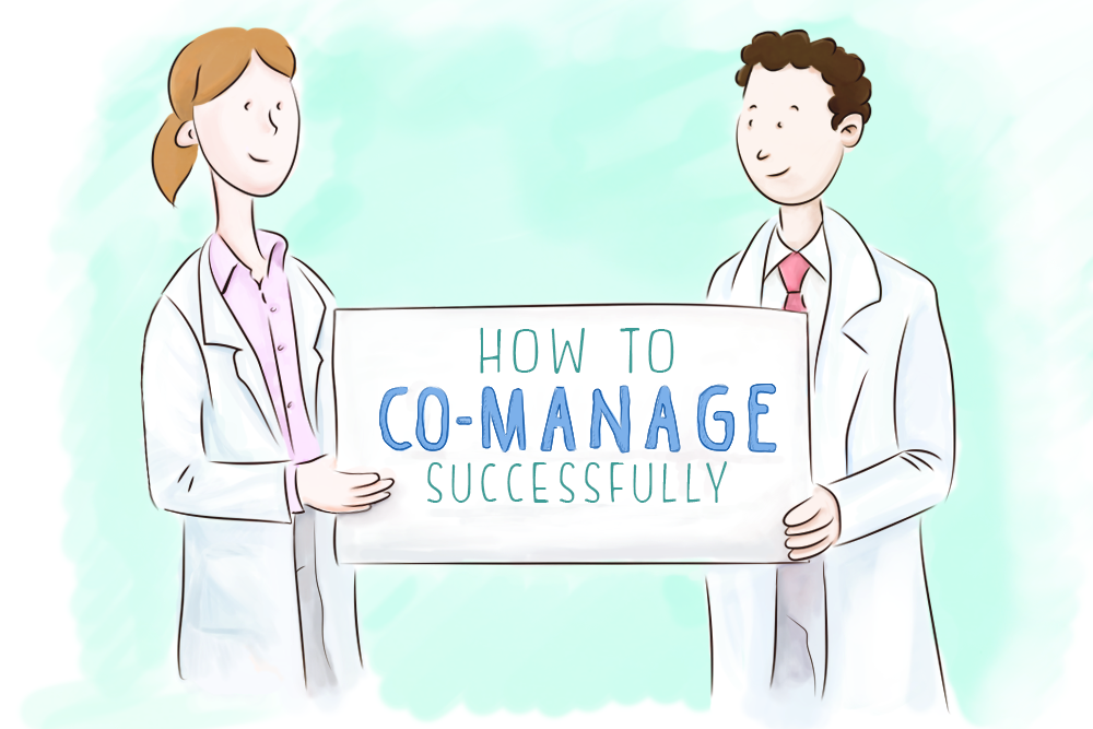 The Role of Patient Education in Successful Co-management
