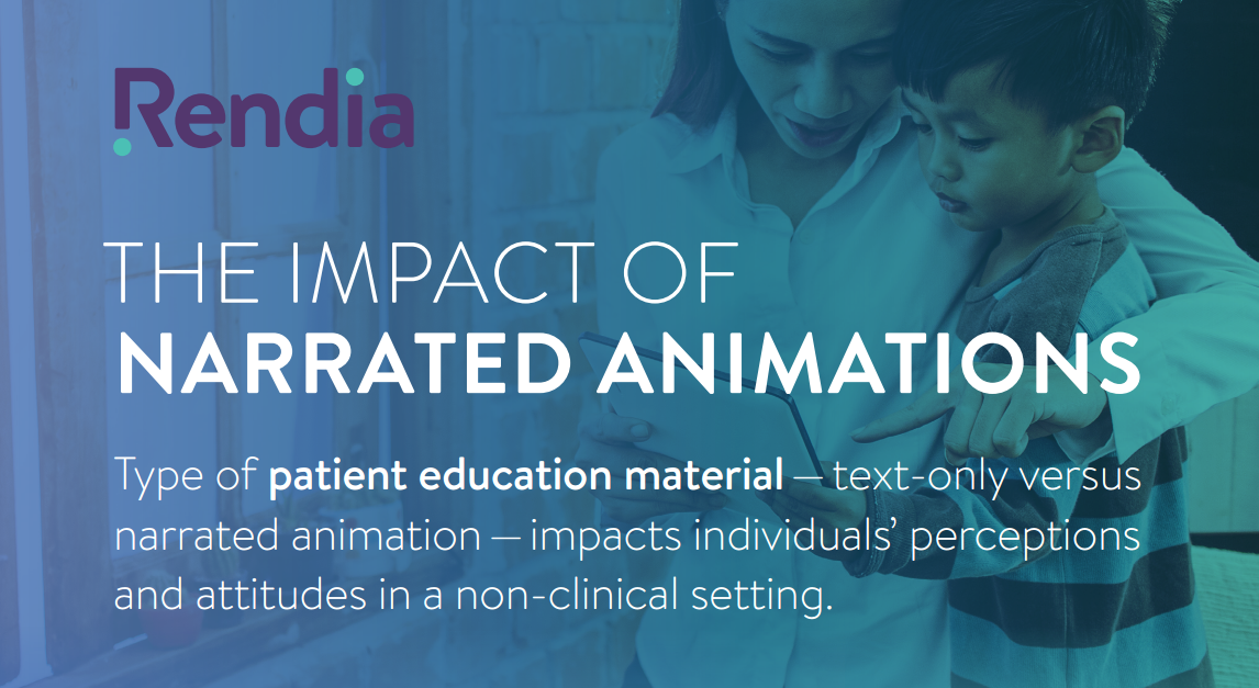 New Study: The Impact of Patient Education on Perception of Care