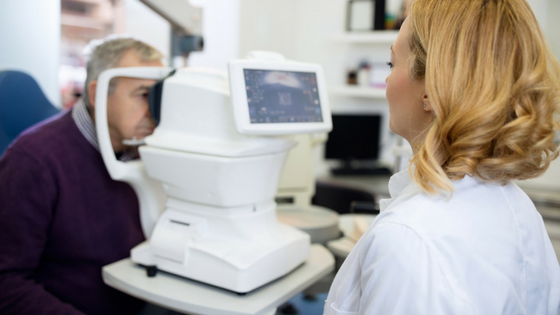 Can Optometrists Help Detect Alzheimer's Disease?