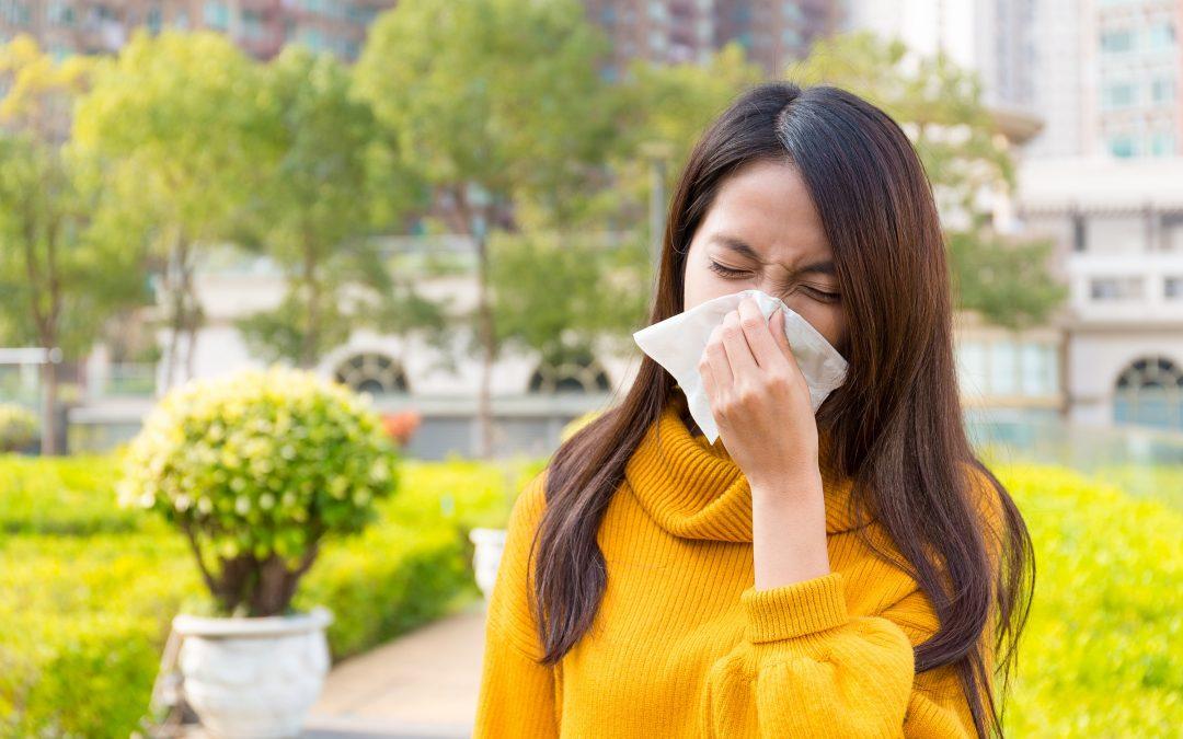 Prepare Patients for Allergy Season
