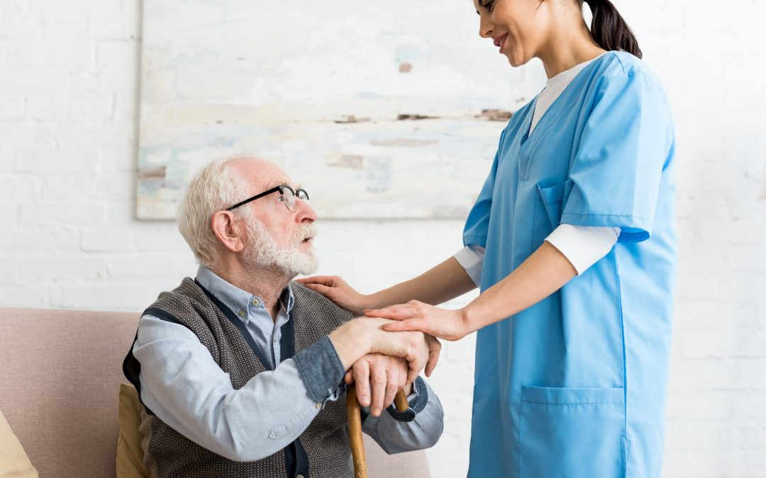 Seniors and Shared Decision Making: Discussing Quality of Life