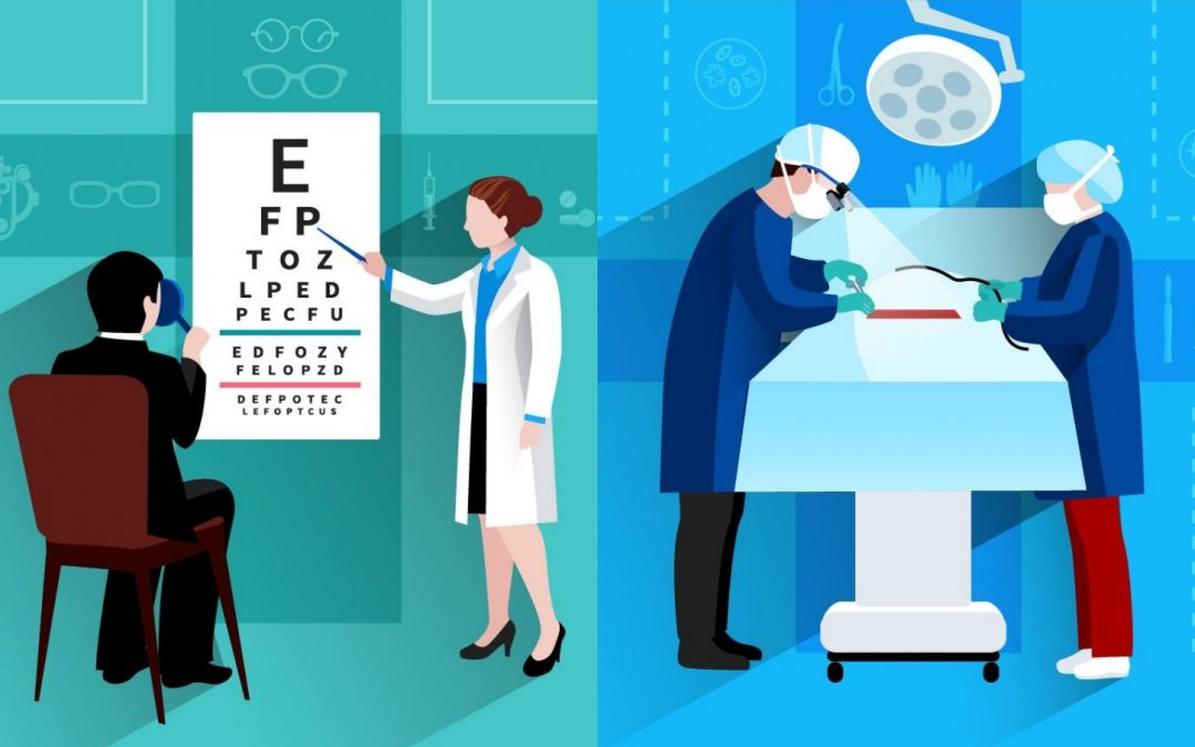 Successful Co-management in Eye Care