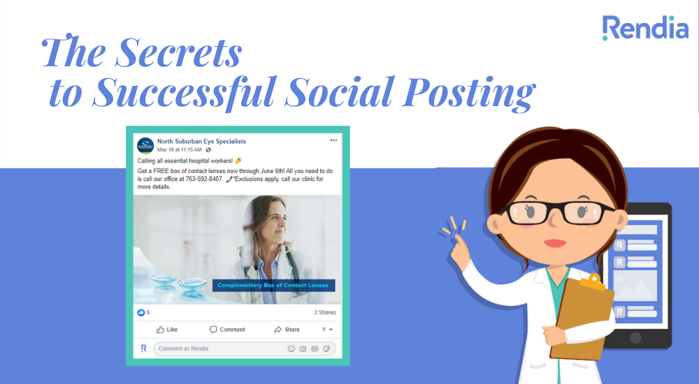 Social Media Marketing to Patients Now