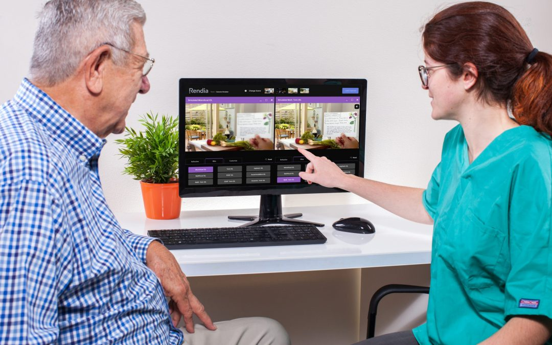 Show—Don't Tell—Patients What to Expect with Outcome Simulator